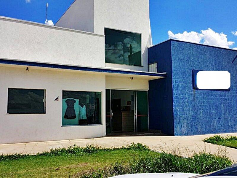 Academia Completa - Ponto Comercial à Venda, 1000 m²