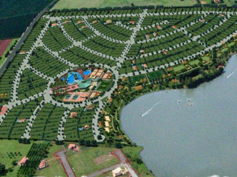 Terreno em Condomínio Próximo a UNASP - 506,21m² Lago Azul