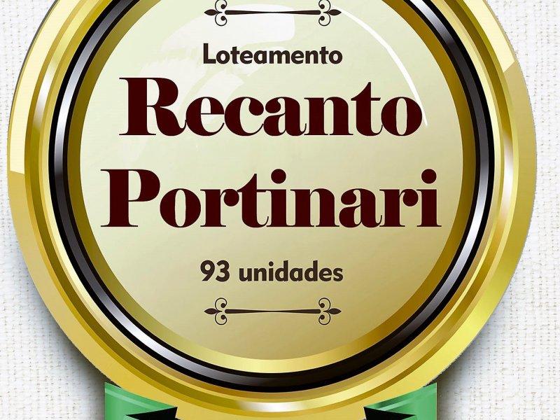 Lote Localização Privilegiada em Residencial Aberto - Recanto  Portinari - 250m²