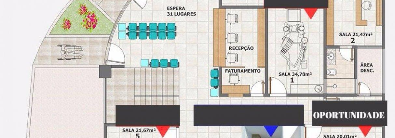Sala Comercial - EXCELENTE OPÇÃO PARA SEU NEGÓCIO OU RENDA DE ALUGUEL!