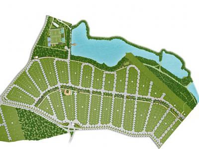 Lote Localização Privilegiada em Sete Lagos Residencial com 688,41m²