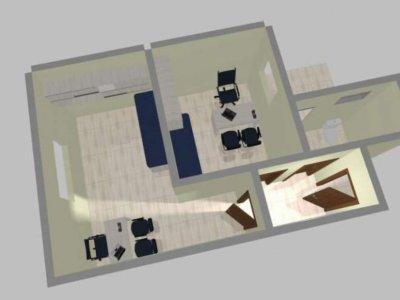 Sala Comercial Em Policlínica com 2 Ambientes à venda - Toda Mobiliada