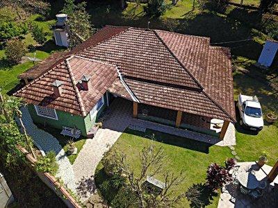 Chácara para venda possui 3.878 m² em Serrinha - Bragança Paulista - SP.